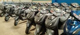 New Honda Activa6g lowdown payment 12000 special offer