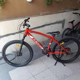 Sepeda gunung mtb genio 26 inch