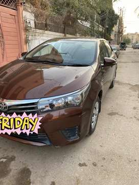 Toyota Corolla GLi 2016 For Sale in Karachi