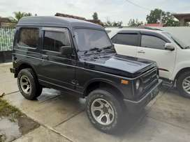 Katana GX tahun 1993 plat BE Power Stering
