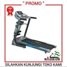 "Alat Fitness TREADMILL ELEKTRIK MG Sports & Fitness ""Baru"" ID RF#5004"