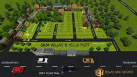 !!! 2bhk villas immediate sale @ selaiyur !!!