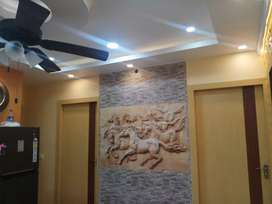 Fully furnished flat available in rajarhat near old police station