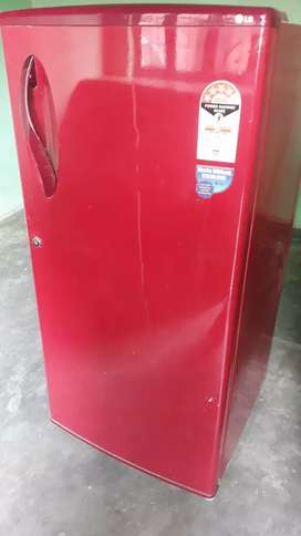 LG 180 litre 2yr old in new condition fridge.