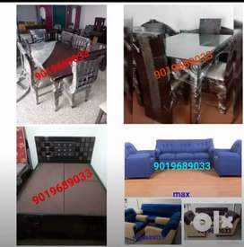 All furniture available factory outlet with warranty