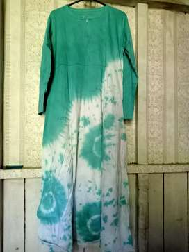 Baju gamis muslim wanita