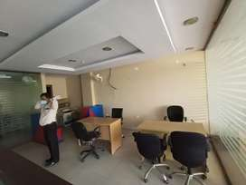Fully furnished office available in lalpur for any corporate