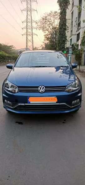 Volkswagen Ameo 2017 Petrol 25500 Km Driven
