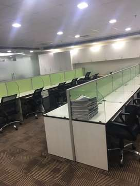 Fully furnished big office space for Lease