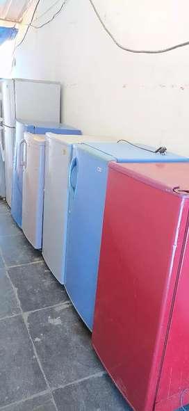 Used Refrigerators Chalu Condition me Warranty ke saath