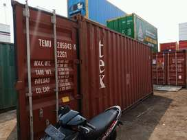 Container Kosongan 20 feet