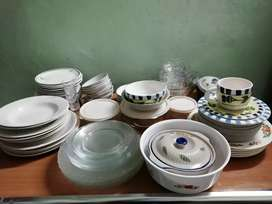Selling Imported Crockery