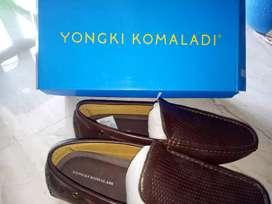 Sepatu Yongki Komaldi size 41 masih baru 100% original