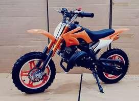 49 cc Petrol Engine Dirt Bike For Kids