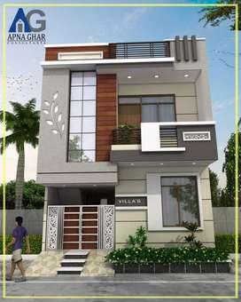 UIT approved Villa in vaishali nagar