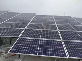 Solar installation and testing available..