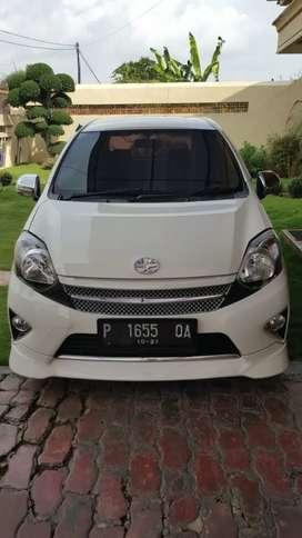 Dijual Toyota Agya 2016 Matic