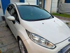 Jual cepat Ford Fiesta S 1.5 2013 Putih keyless Tangerang