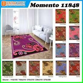 Karpet rumah  ukuran 115 x155