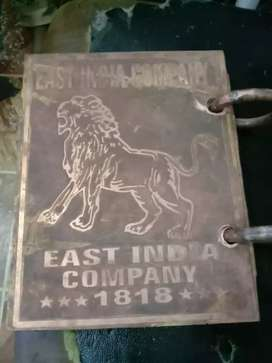 ( Vintage Copper Book ) For Sale