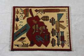 Add a War Rug to your interior