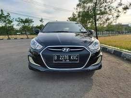 Spesial promo! Kredit murah Hyundai grand Avega GL matic 2015 new look