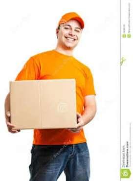 Karmangath delivery boys needed