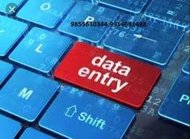 data operator female need urgently