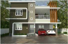 Smart Way To Save Rent amount-Pay Just 1Lakh To Book-Villa  For Sale