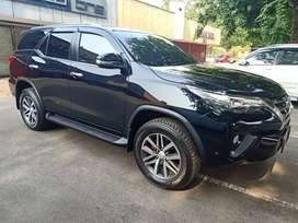 Toyota Fortuner VRZ 2016 Terbaik Low KM