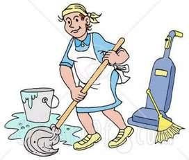 Di Cari asisten rumah tangga & sopir