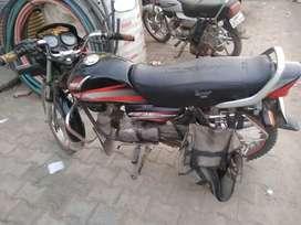 Hero bike in excellent condition