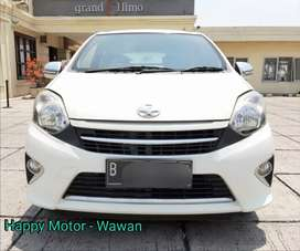 Toyota Agya 1.0 Matic 2015 Km 38rb Tangan 1