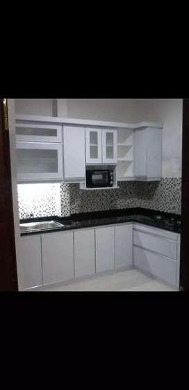 Interior hpl, kitchen set kamar set, partisi dll