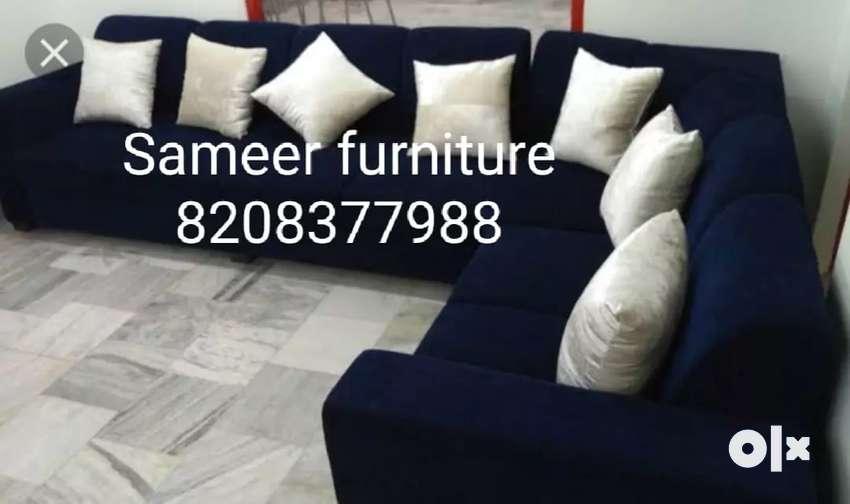 New modular sofa set curnar set 472
