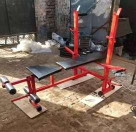 Incline/Flat/Decline/Leg Curl/Leg Press/Leg & Chest Dipper/Bench Press