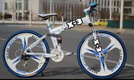 New Folding Cycles with 21 Gears in kochi