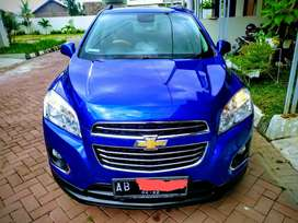 Chevrolet trax 2017 kondisi istimewa km rendah nego