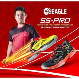 Sepatu Badminton SSPro1 Original 100% Size 42 Baru