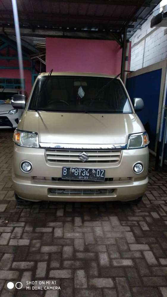 suzuki apv x 2005 manual
