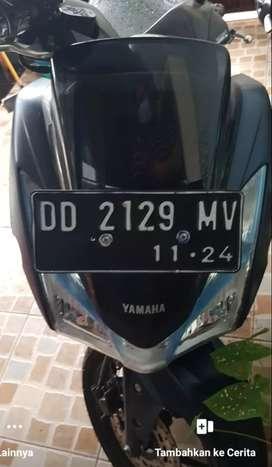 Yamaha Lexi type S 2019