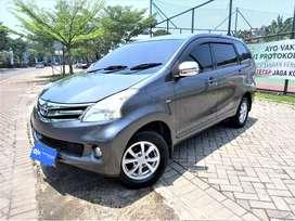 [OLX Autos] Dp 7 jt Avanza 2014 G 1.3 A/T Bensin Abu-abu #Mamin Motor