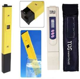 Ph Meter & TDS Meter For Water Testing Hydroponic Systems