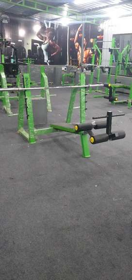 We r gym equipment manufacturing company