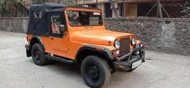 Mahindra Thar 2011 Diesel 4x4 Good Condition/Ac