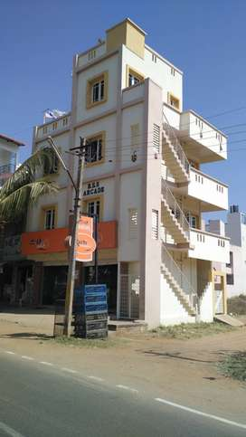 2 BHK Available for Rent - Good locality, 24 Hrs Cauvery water