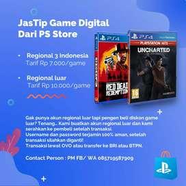 Berbagai Game PS4