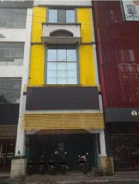(AG) Ruko  4,5 Lantai Mayjend Sungkono Strategis, Surabaya