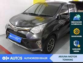 [OLX Autos] Toyota Calya 2019 1.2 G M/T Bensin Abu-abu #Arjuna Tomang
