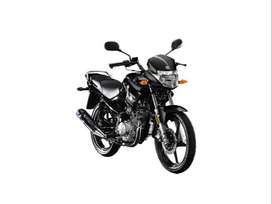 Yamaha ybr 2020 on easy installments